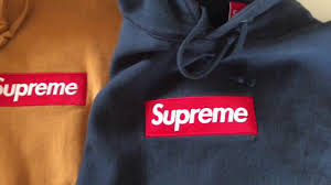 supreme box logo hoodie real vs fake comparison how to tell apart