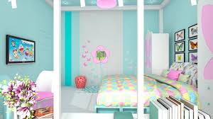 girls bed net chiffon canopy drape mosquito net holder fits baby nursery cot