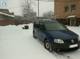 volkswagen caddy 2005 купить автомобиль volkswagen caddy 2005 синий с пробегом