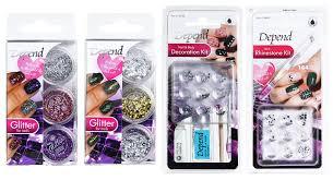 depend nail art kits review nailsbyic