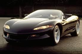 pontiac corvette concept 1992 sting iii concept aka the california corvette