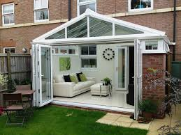 roof conservatory cost stunning patio roof cost modern