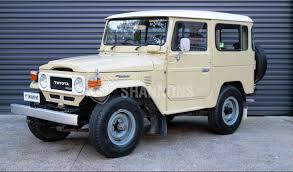 land cruiser toyota 1980 toyota land cruiser bj 42 sells at auction for 44 000