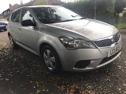 kia ceed 1 6 diesel in carrick knowe edinburgh gumtree