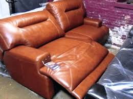 cognac leather reclining sofa ricardo leather reclining sofa power recliner reviews cognac brown