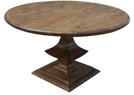 furniture inspiring dining room decoration with cherry wood round