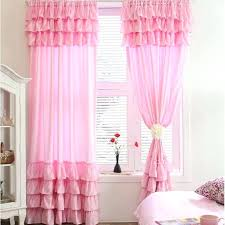 Sheer Pink Curtains Light Pink Curtains For Nursery U2013 Teawing Co