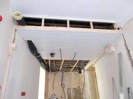 isolation plafond chambre isolation plafond nous racalisons des projets de faux sur lons le