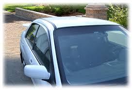 jdm oem lexus window visors tape on outside mount window visor rain guards in japanese oem