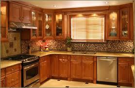 kitchen breathtaking maple kitchen cabinets backsplash