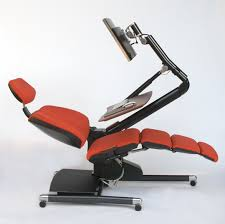 the altwork station is an automated desk and chair rig that feels