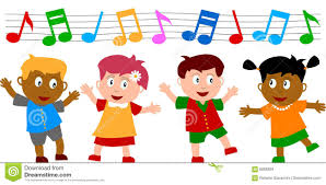 halloween dance clipart kids dancing royalty free stock images image 6068929