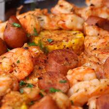 cajun cuisine cajun shrimp bake recipe by tasty