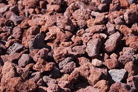 red lava rock delivery melbourne