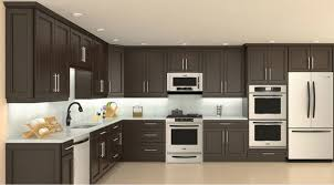 model kitchen cabinets model 4d chocolate maple recessed panel kitchen cabinets