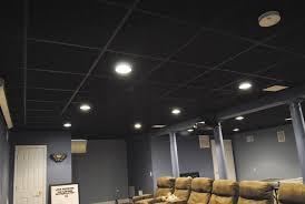 painting drop ceiling panels black pranksenders