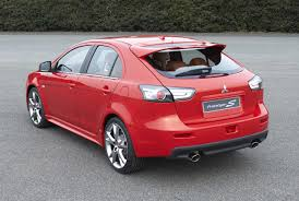 mitsubishi car 2008 view of mitsubishi lancer 2 0 ralliart photos video features