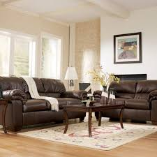Large Leather Sofa Living Room Modern Living Room Ideas With Fetching Brown Leather