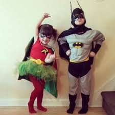 Boys Batman Halloween Costume Batman Robin Boy Couple Sparkly Robin Tutu Fancy