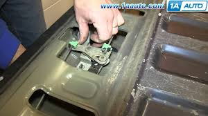 how to install replace fix broken tailgate handle 2004 13 ford
