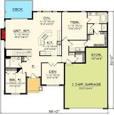 craftsman open floor plans craftsman open floor plans home act