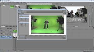 sony vegas pro 11 green screen tutorial youtube