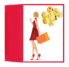 stylish unique sassy fun greeting card assortments value box