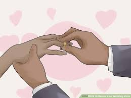 renew wedding vows how to renew your wedding vows 14 steps with pictures wikihow
