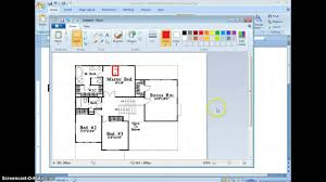 Easy Floor Plan Creator by Floor Plan Drawer Stunning Real Estate Color Floor Plan By