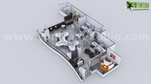modren 3d office floor plan new advancements in technology with