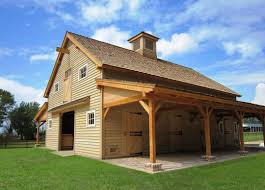 pole barn apartment plans horse barn house combo metal homes cost monitor build youtube