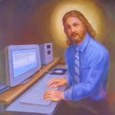 Meme Generator Pc - jesus in pc blank template imgflip