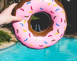 Inflatable Pool Target Savannah Smiled