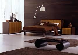 interesting modern bedroom furniture set with hanging pendants