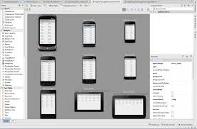how to add second device in layout manager android studio stack