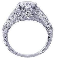 gold diamond rings white gold engagement ring ebay