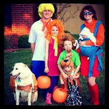 Scooby Doo Halloween Costumes Family 16 Fun Family Halloween Costume Ideas Cafemom