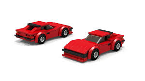 lego ferrari lego ferrari 208 moc instructions youtube