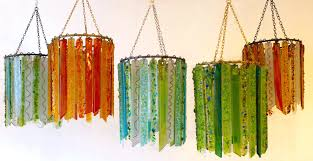 Glass Pendant Lights For Kitchen by Colored Glass Pendant Light U2013 Doteco Co