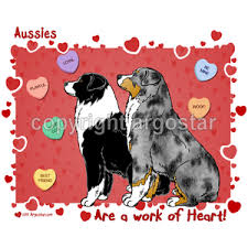 commercials with australian shepherds australian shepherd shop u2014 argostar dog art