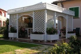 tettoie in legno e vetro pergole e tettoie da giardino in legno