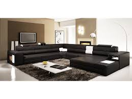 bonded leather sectional sofa zena bonded leather sectional sofa shop for affordable home