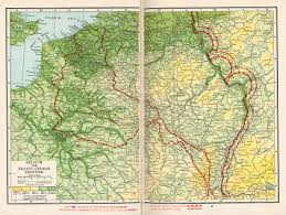 geographical map of germany europe historical maps perry castañeda map collection ut