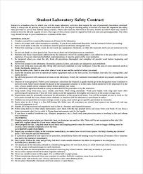 safety contract template personal behavior contract personalsafety