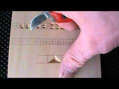 Wood Carving Tips For Beginners by Chip Carving Tips For Beginners Wood Art Pinterest