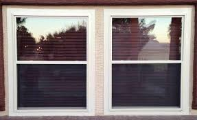home window replacement phoenix double hung windows less heat and cold of home by universal
