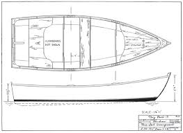Kfc Floor Plan by Lines Plans Google Search Small Wooden Watercraft Pinterest