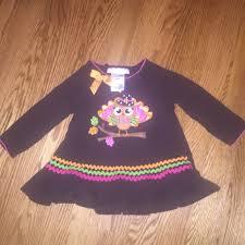 bonnie baby bonnie baby thanksgiving dress size 6 9 months