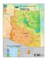 Gardening Zones - state maps of usda plant hardiness zones