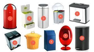 poubelle de cuisine poubelle de cuisine poubelle a pacdale en inox 30l
